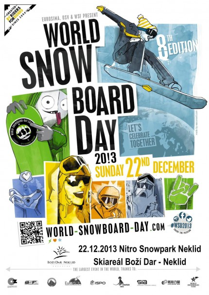 World Snowboard Day 2013 Neklid