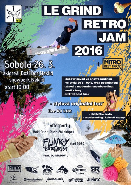 Le Grind Retro Spring Jam 2016